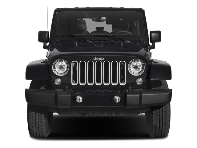 2018 Jeep Wrangler JK Unlimited Base Price Altitude 4x4 Pricing front view