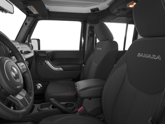 2018 Jeep Wrangler JK Unlimited Base Price Altitude 4x4 Pricing front seat interior