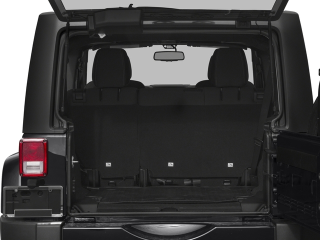 2018 Jeep Wrangler JK Unlimited Base Price Altitude 4x4 Pricing open trunk