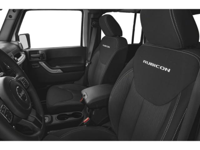 2018 Jeep Wrangler JK Unlimited Pictures Wrangler JK Unlimited Util 4D Unlimited Rubicon Recon 4WD photos front seat interior