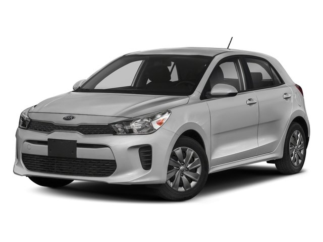 2018 Kia Rio 5-door Pictures Rio 5-door EX Auto photos side front view