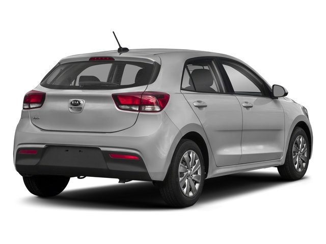 2018 Kia Rio 5-door Pictures Rio 5-door EX Auto photos side rear view
