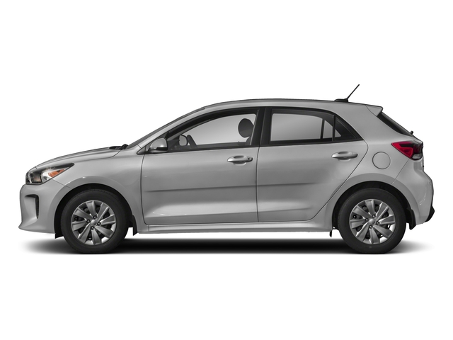 2018 Kia Rio 5-door Pictures Rio 5-door EX Auto photos side view