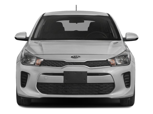 2018 Kia Rio 5-door Pictures Rio 5-door EX Auto photos front view