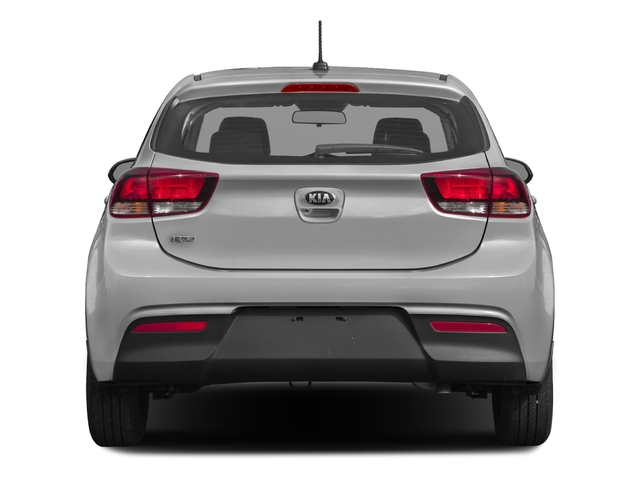 2018 Kia Rio 5-door Pictures Rio 5-door EX Auto photos rear view