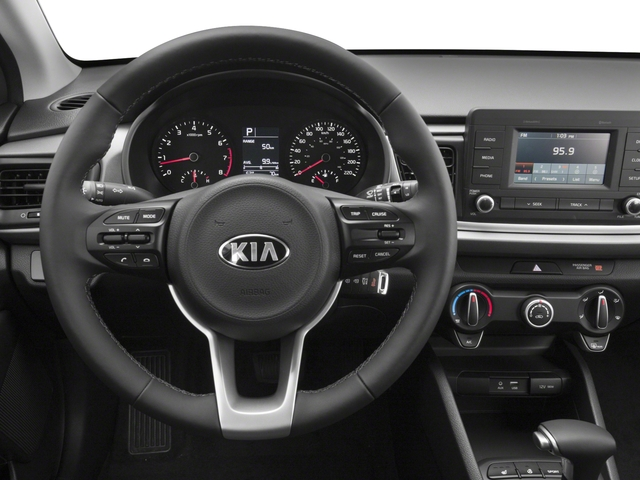 2018 Kia Rio 5-door Pictures Rio 5-door EX Auto photos driver's dashboard