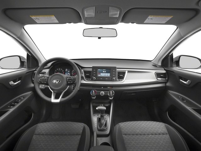 2018 Kia Rio 5-door Pictures Rio 5-door S Auto photos full dashboard