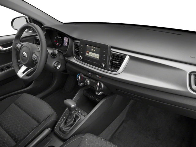 2018 Kia Rio 5-door Pictures Rio 5-door EX Auto photos passenger's dashboard