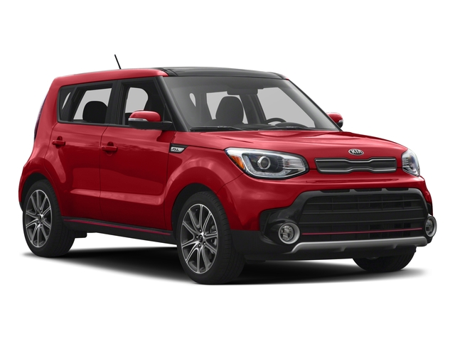 2018 Kia Soul Prices and Values Wagon 4D ! I4 side front view