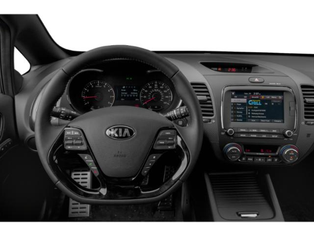 2018 Kia Forte5 Pictures Forte5 Hatchback 5D SX I4 photos driver's dashboard