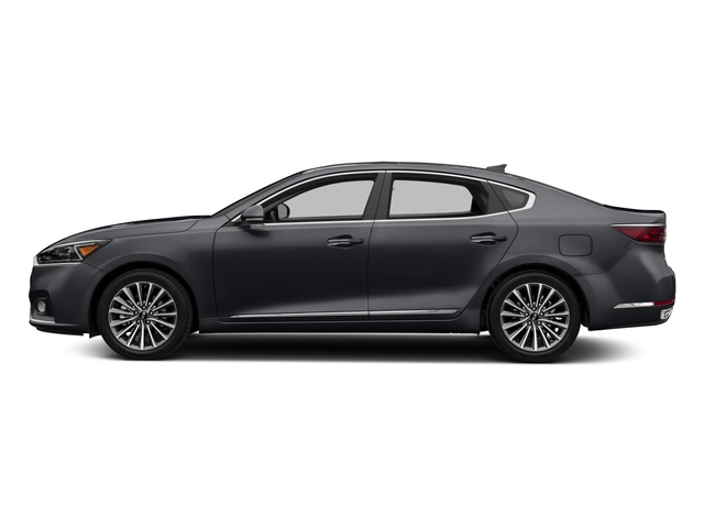 2018 Kia Cadenza Pictures Cadenza Premium Sedan photos side view