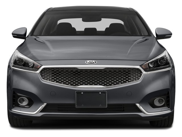2018 Kia Cadenza Pictures Cadenza Premium Sedan photos front view