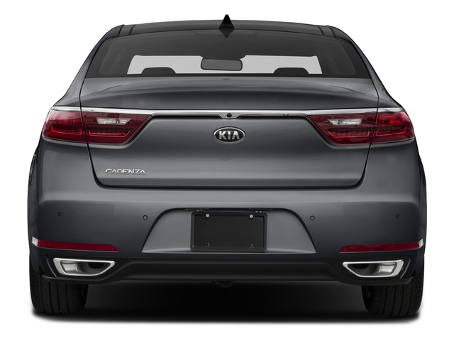 2018 Kia Cadenza Pictures Cadenza Premium Sedan photos rear view