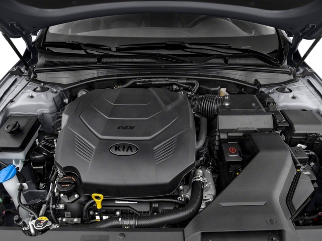 2018 Kia Cadenza Pictures Cadenza Premium Sedan photos engine
