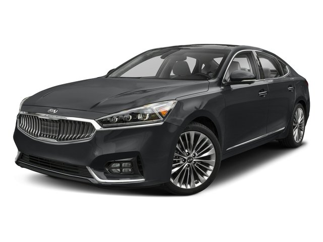2018 Kia Cadenza Base Price Limited Sedan Pricing side front view