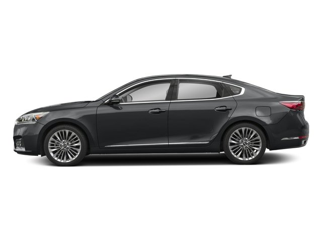 2018 Kia Cadenza Base Price Limited Sedan Pricing side view