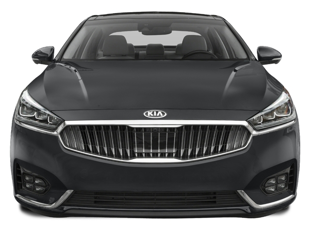 2018 Kia Cadenza Base Price Limited Sedan Pricing front view