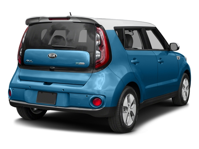 2018 Kia Soul EV Base Price EV-e Auto Pricing side rear view