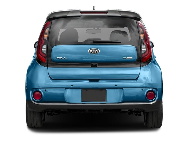 2018 Kia Soul EV Base Price EV-e Auto Pricing rear view