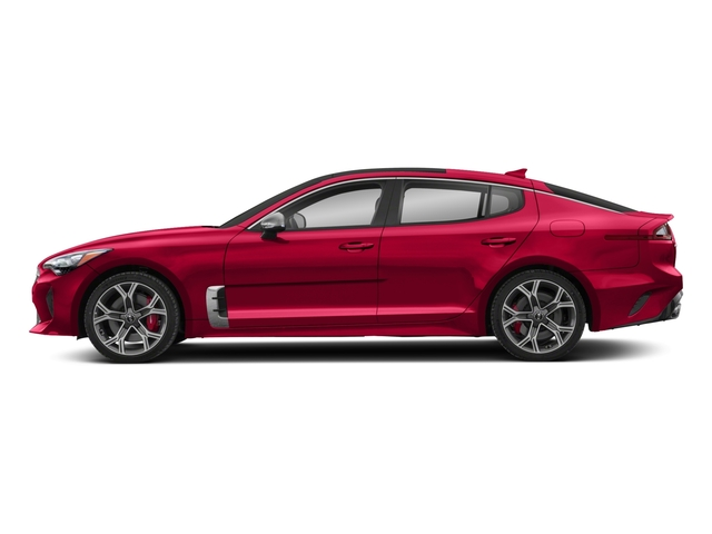 2018 Kia Stinger Base Price GT2 RWD Pricing side view