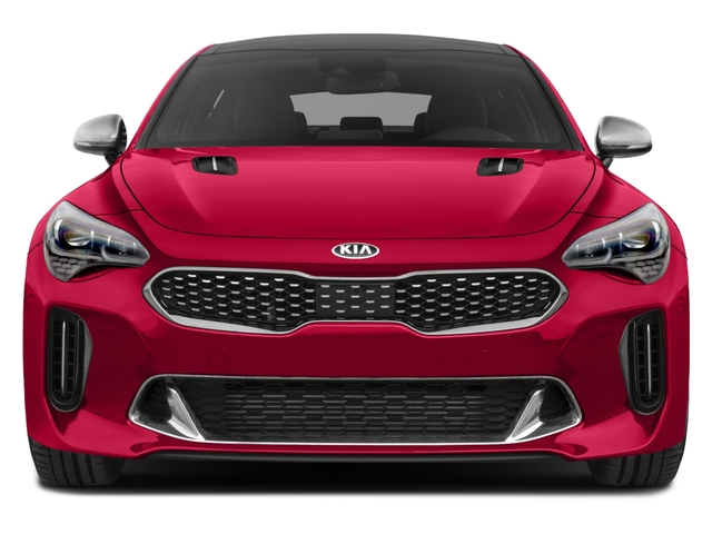 2018 Kia Stinger Base Price GT RWD Pricing front view