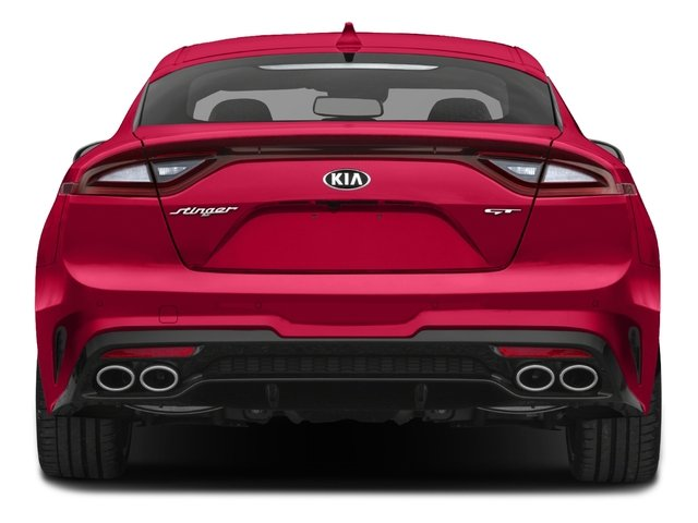 2018 Kia Stinger Base Price GT RWD Pricing rear view