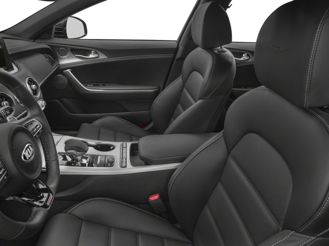 2018 Kia Stinger Base Price GT2 RWD Pricing front seat interior