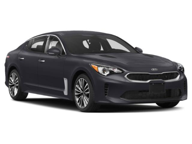 2018 Kia Stinger Prices and Values Sedan 4D Turbo side front view