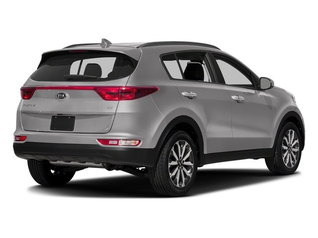 2018 Kia Sportage Base Price EX AWD Pricing side rear view