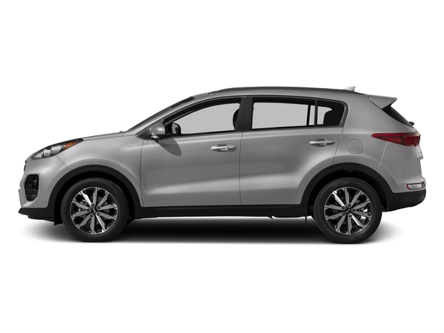 2018 Kia Sportage Base Price EX AWD Pricing side view