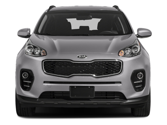 2018 Kia Sportage Base Price EX AWD Pricing front view