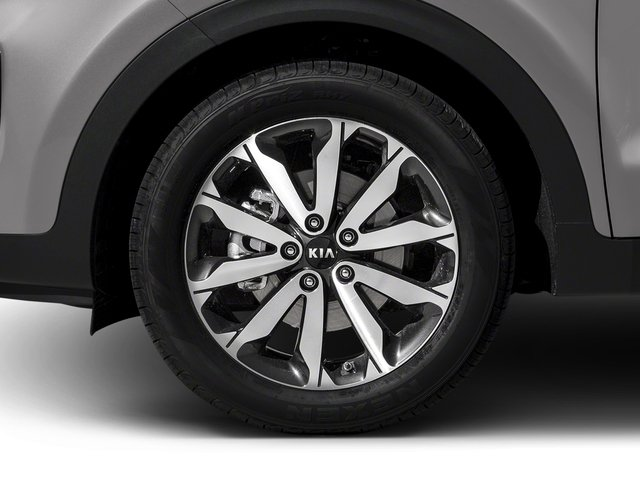2018 Kia Sportage Base Price EX AWD Pricing wheel