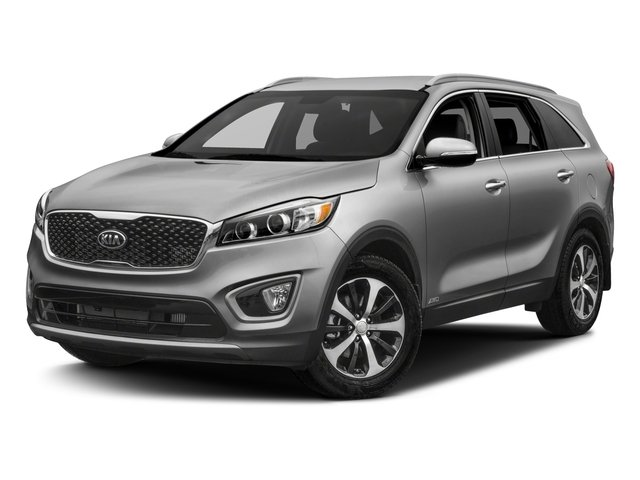 2018 Kia Sorento Prices and Values Utility 4D EX 2WD I4