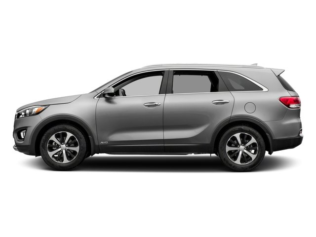 2018 Kia Sorento Prices and Values Utility 4D EX 2WD I4 side view