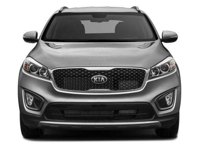 2018 Kia Sorento Prices and Values Utility 4D EX 2WD I4 front view
