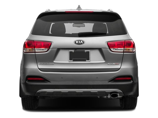 2018 Kia Sorento Prices and Values Utility 4D EX 2WD I4 rear view