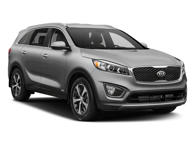 2018 Kia Sorento Prices and Values Utility 4D EX 2WD I4 side front view