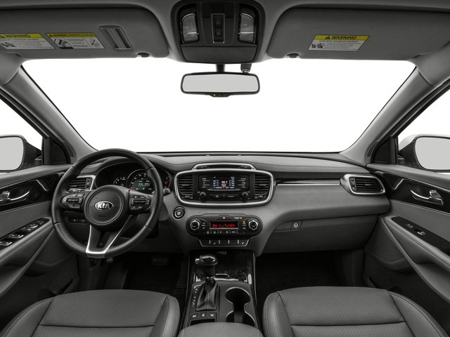 2018 Kia Sorento Prices and Values Utility 4D EX 2WD I4 full dashboard