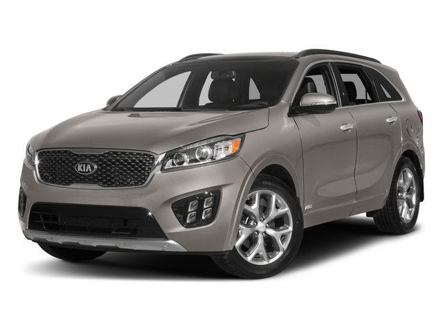2018 Kia Sorento Base Price SX Limited V6 FWD Pricing side front view