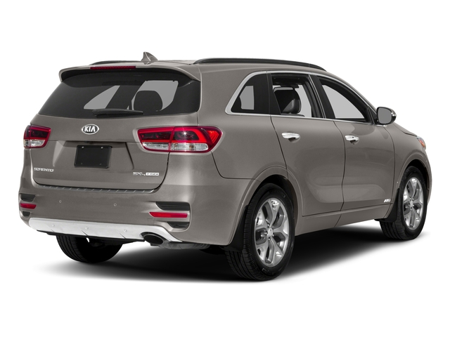 2018 Kia Sorento Base Price SX Limited V6 FWD Pricing side rear view