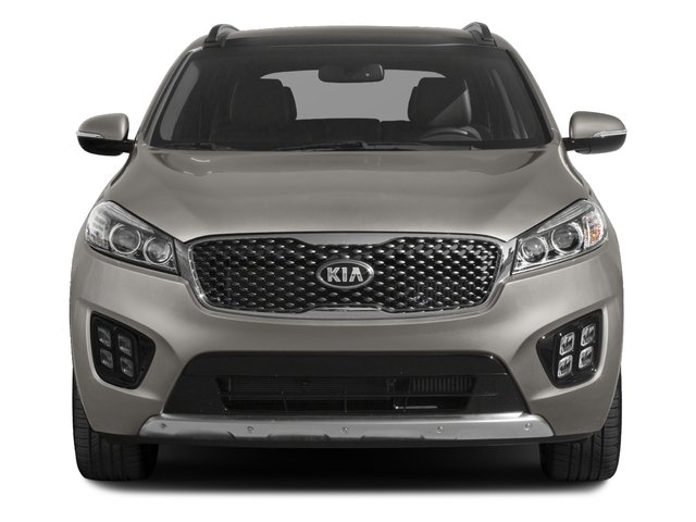 2018 Kia Sorento Base Price SX Limited V6 FWD Pricing front view