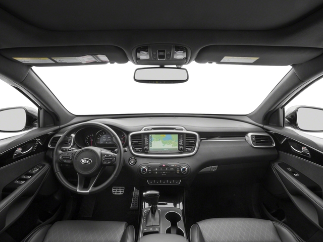 2018 Kia Sorento Base Price SX Limited V6 FWD Pricing full dashboard