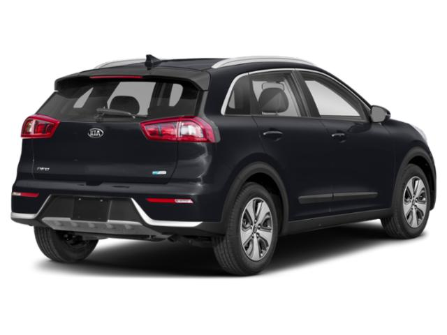 2018 Kia Niro Prices and Values Utility 4D FE 2WD I4 Hybrid side rear view