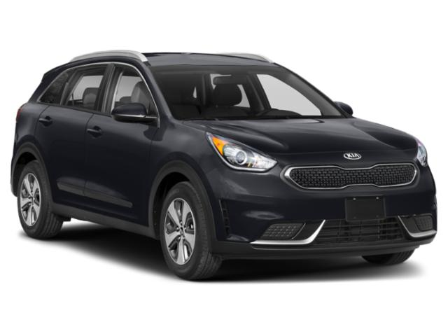 2018 Kia Niro Prices and Values Utility 4D FE 2WD I4 Hybrid side front view