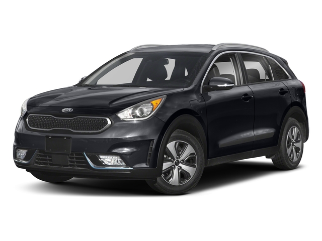 2018 Kia Niro Plug-In Hybrid Base Price EX FWD Pricing side front view