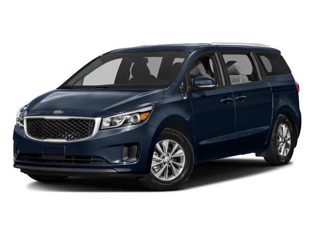 2018 Kia Sedona Base Price L FWD Pricing side front view