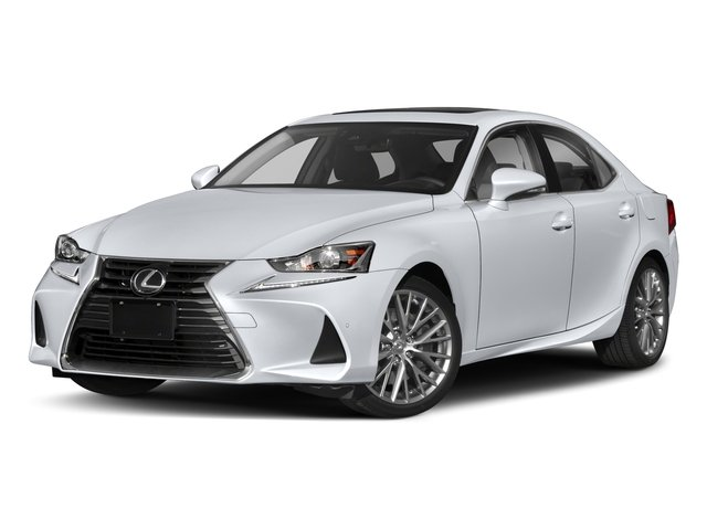 New 2018 Lexus Is Is 300 F Sport Awd Msrp Prices Nadaguides