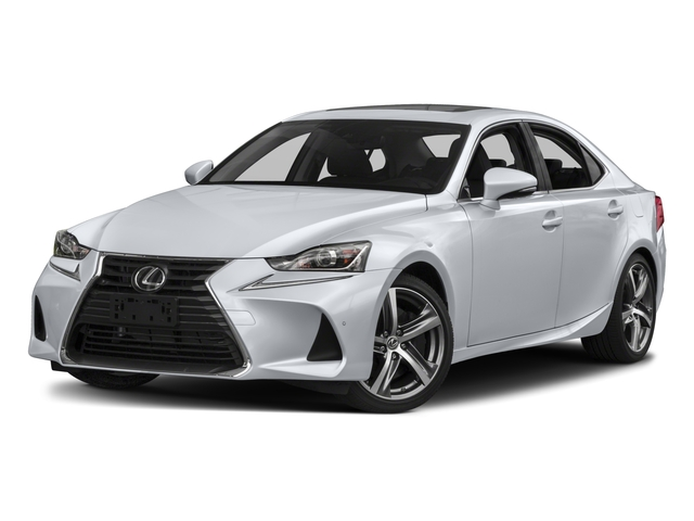 2018 Lexus IS Base Price IS 350 F Sport AWD Pricing Side Front View