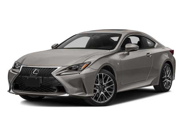 New 2018 Lexus Rc Rc 350 F Sport Rwd Msrp Prices Nadaguides