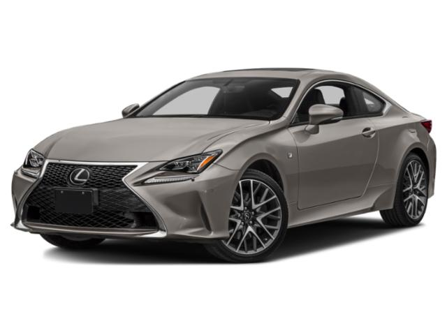 Lexus RC Coupe 2018 Coupe 2D RC350 AWD V6 - Фото 1